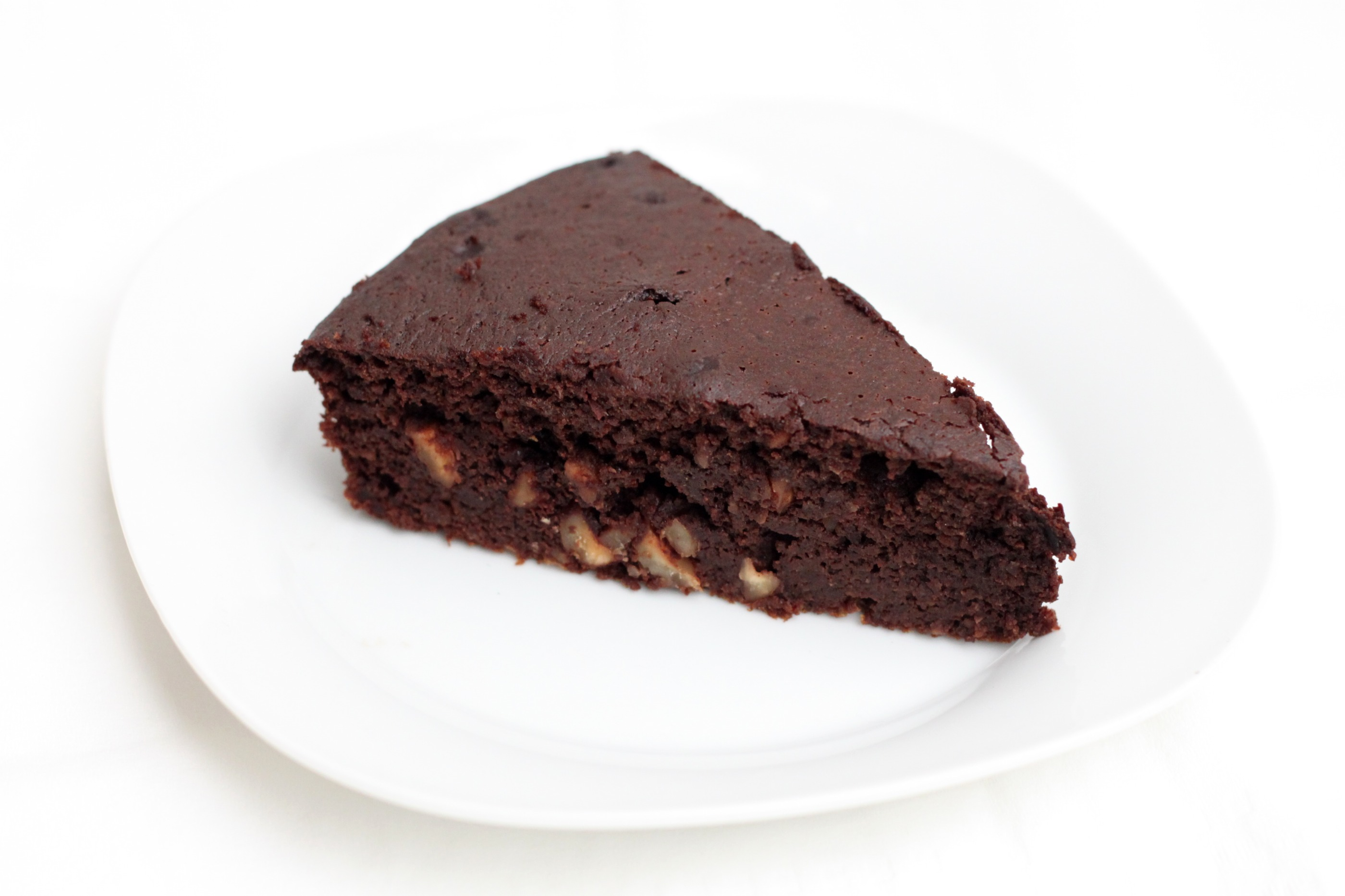 Chocolate Chickpea Cake Gluten Free